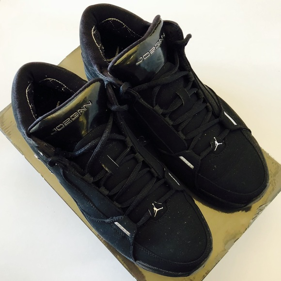uk availability e42f5 24798 Jordan Other - 🔥 Jordan Hoops Low Black Hard To Find MJ